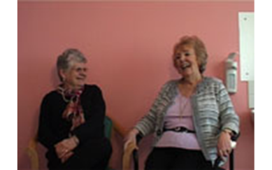 Oral History Archive - Joyce and Elsie