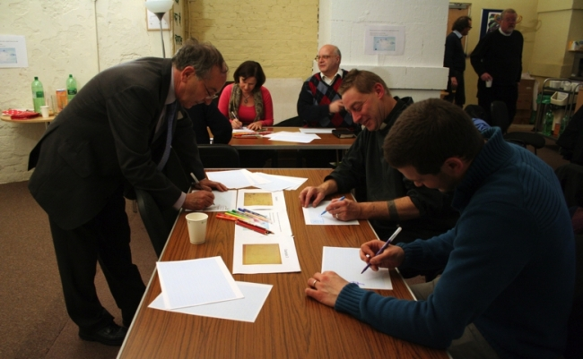 November 2012 workshop