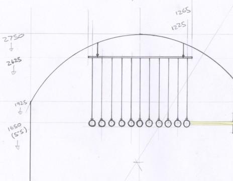 Slade Lamey preliminary drawings